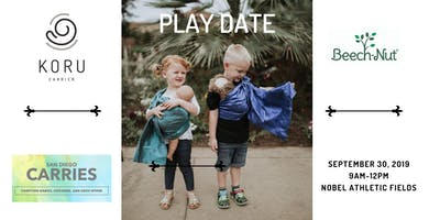 Koru Playdate with San Diego Carries and Beech Nut!