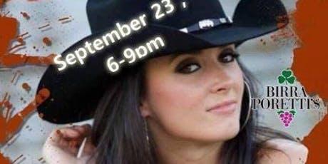 Monday's Live Presents Genevieve Allen tickets