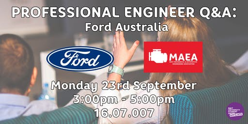Professional Engineer Q&A: Ford Australia
