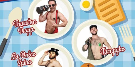 The Breakfast Club:  All Male Burlesque Brunch Show! tickets