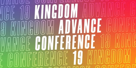 Kingdom Advance Conference 19 tickets