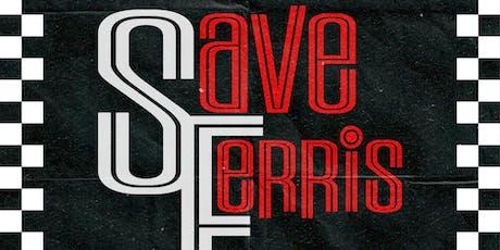 Save Ferris tickets