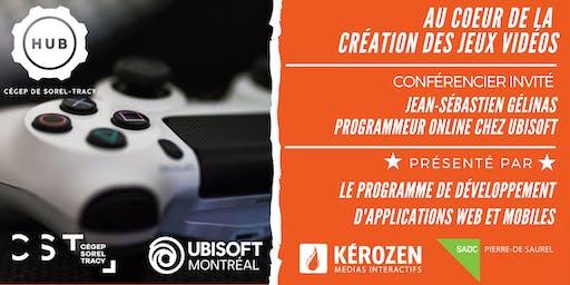 Au coeur de la création des jeux vidéos