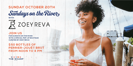 Sundays On The River with Zoey Reva tickets