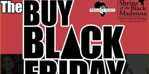 THE BUY BLACK FRIDAY MARKETPLACE* Vendor on-line sign -up for 11/29 & 11/30