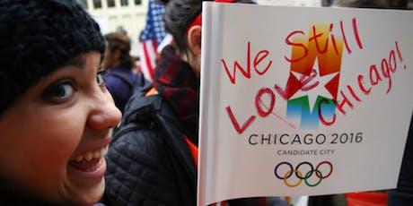 Chicago 2016 Olympic Bid 10th Anniversary tickets