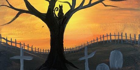 Haunted Graveyard tickets