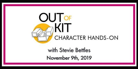 Out Of Kit: Character Hands-On tickets