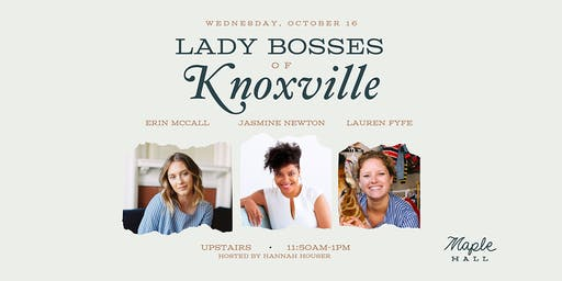 Lady Bosses of Knoxville: Photo/Video