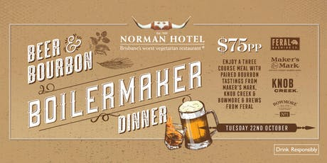 Boilermaker Dinner tickets