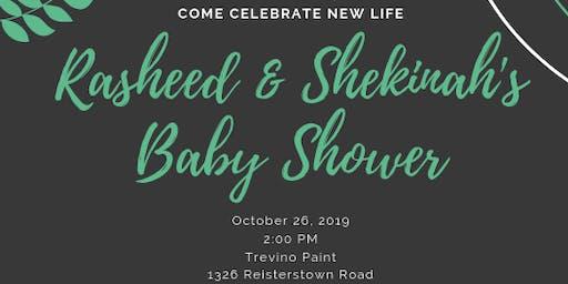 Shekinah Maybin's Baby Shower