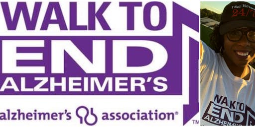 Walk With Ro - 2019 Walk to End Alzheimer's