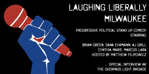 Laughing Liberally Milwaukee