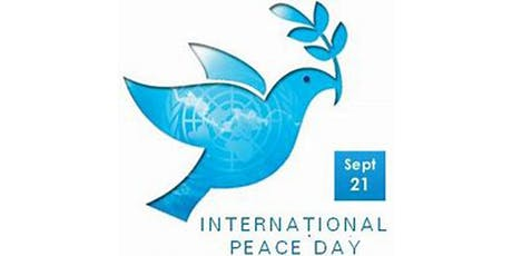INTERNATIONAL DAY OF PEACE tickets