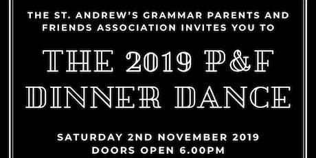 St Andrews Grammar P&F Family Dinner Dance 2019 tickets