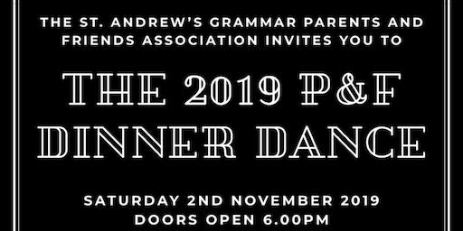 St Andrews Grammar P&F Family Dinner Dance 2019
