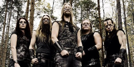 KISW (99.9 FM) Metal Shop & El Corazon Present: Ensiferum
