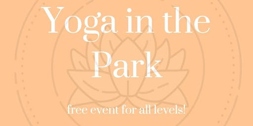 Yoga in the Park [FREE EVENT]