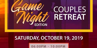 Couple's Retreat: Game Night Edition