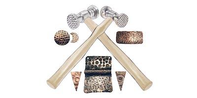 Embossing & Texturing Metals
