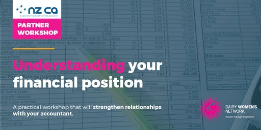 MANAWATU - UNDERSTANDING YOUR FINANCIAL POSITION