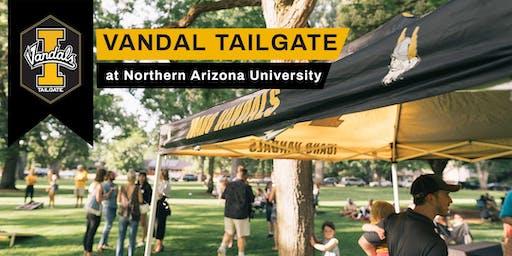 Vandal Tailgate at NAU