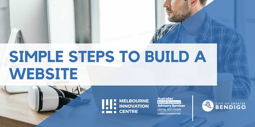 Simple Steps to Build a Website - Greater Bendigo