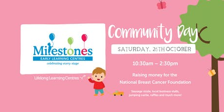 Milestones Early Learning Cranbrook Family Fun Day! tickets