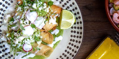 Mexican Street Food Staples - Cooking Class
