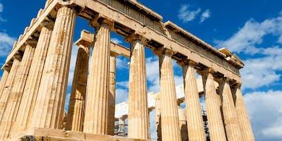 Free Community Seminar Series - Greek Philosophy