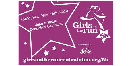 Girls on the Run of Central Ohio Fall 2019 5K tickets