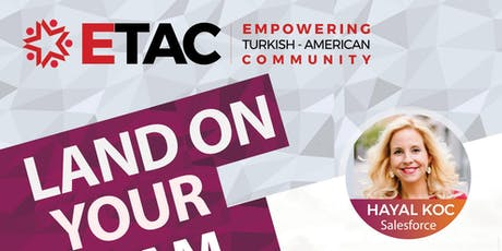 Business Speaker Series with Hayal Koc (Salesforce) tickets