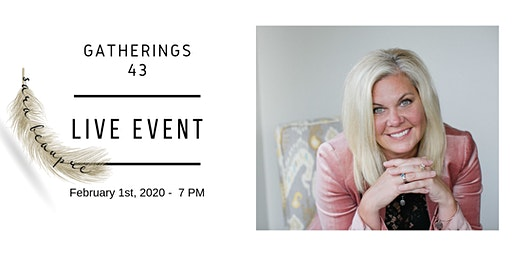 Live Event with Wisconsin Psychic Medium Sara Beaupre ~ Denmark Event