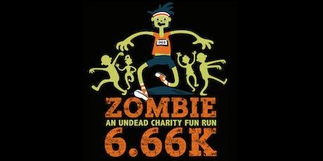 Zombie 6.66k Charity Fun Run tickets
