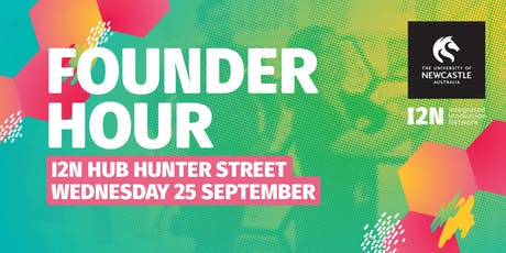 Founder Hour - September tickets