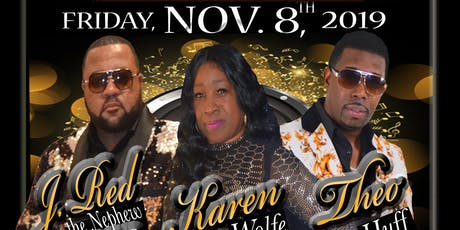 ATLANTA SOUL MUSIC SERIES - NOV. 8, 2019 tickets