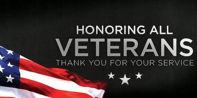 UC San Diego Veterans Recognition Ceremony
