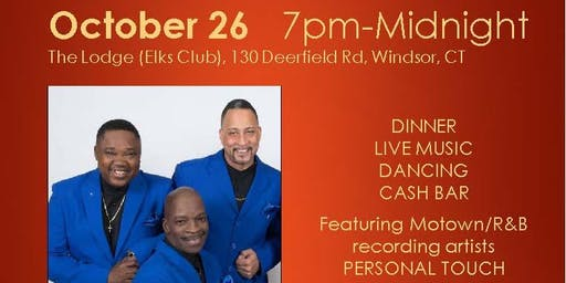 LIVE.LOVE.GIVE. Dinner/ Dance to benefit The Windsor Food and Fuel Bank