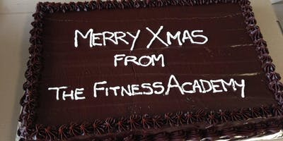 The Fitness Academy 2019 Christmas Party