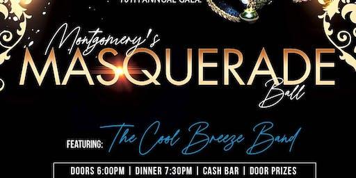 10th Annual Gala: Montgomery's Masquerade Ball