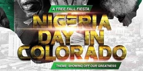 Nigerian Day in Colorado tickets