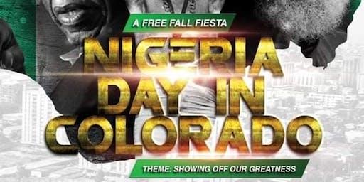 Nigerian Day in Colorado