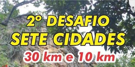 DESAFIO SETE CIDADES Trail Run ingressos