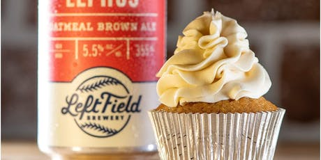 The Baker's Bar Pop-Up at Left Field Brewery tickets