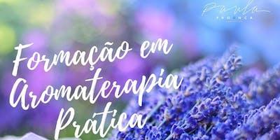 Formação em Aromaterapia Prática