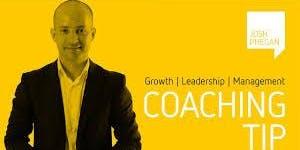 Sales Training with Josh Phegan