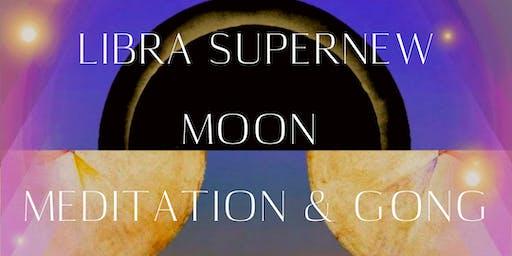Libra New Moon Meditation & Sound Healing