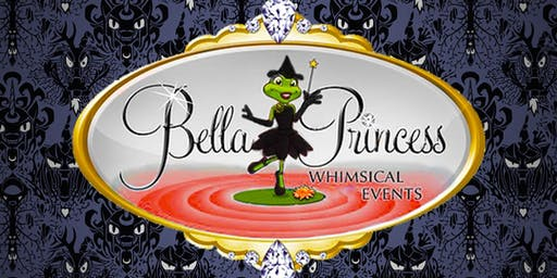 BELLA VILLAIN'S GOT TALENT HALLOWEEN BALL!