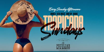 Tropicana Sundays - New Latin Sunday Night