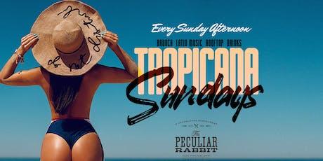 Tropicana Sundays - New Latin Sunday Night tickets